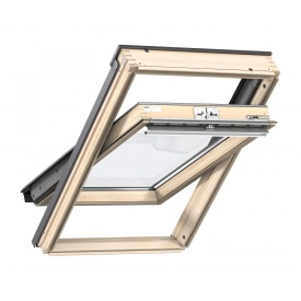 Мансардное окно VELUX Стандарт GZL 1051 MK10 деревянное 780х1600 мм