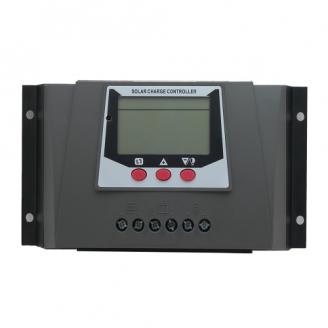 Контроллер заряда JUTA WP3024D IP20 187х98,5х49,5 мм