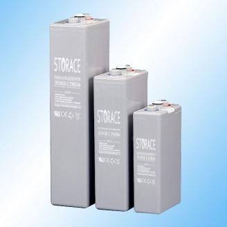 Аккумуляторная батарея Storace OPzV1000-2 2 В 1000 Ач 681х233х210 мм