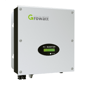 Сетевой инвертор Growatt 5000MTL-S однофазный 2/1 МРРТ 5 кВт 355х374х158 мм