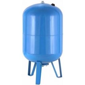 Гидроаккумулятор вертикальный Aquasystem VAV 500 черная сталь 500 л 750х1490 мм