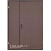 Двери входные Steelguard 147-2 2040x1200 мм