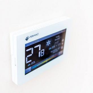 Кімнатний термостат VER-24 білий