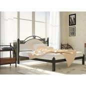 Металеве ліжко Метал-Дизайн Есмеральда 1900х1400 мм