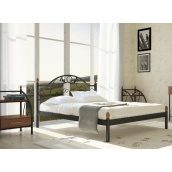 Металеве ліжко Метал-Дизайн Франческа 1900х1400 мм