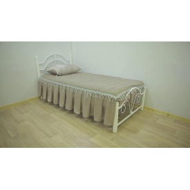 Односпальная кровать Металл-Дизайн Диана-мини на деревянных ножках 1900х800 мм