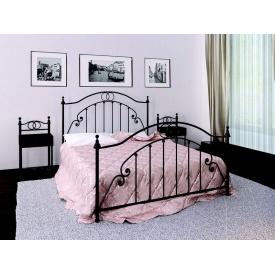 Металеве ліжко Метал-Дизайн Флоренція 2000х1600 мм