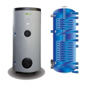 Бойлер косвенного нагрева Elektromet WGJ-S DUO 500 л