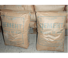 Цемент Эралестехно М-400 ПЦ II-А-Ш 25 кг