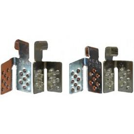 Комплект конекторів для плівки Тепла підлога 500 шт