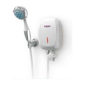 Водонагреватель электрический TESY IWH 50 X01 BA H проточный 2,9 л/мин 5 кВт 130x200x76 мм