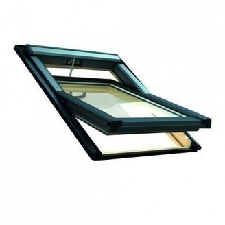 Мансардное окно Roto QT4 Premium H3PAL P5S 55х98 см