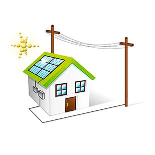 Сетевая солнечная станция 30 кВт 3 фази