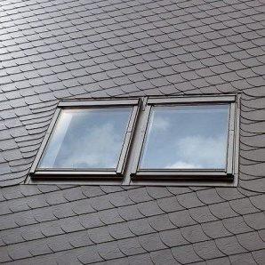 Комбинированный оклад VELUX Оптима ESK 0021 MR06 для мансардных окон 78х118 см