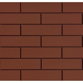 Фасадна плитка клінкерна CERRAD ELEWACJA BURGUND