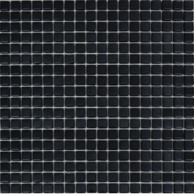 Мозаїка моно колотий чорний (448)