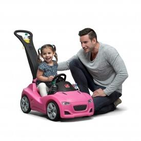 Детская машина-каталка WHISPER RIDE CRUISER 91х50х121см розовая (45679)