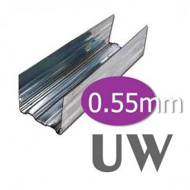 Профіль UW 3 м 0,55 мм