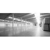 Влаштування промислової підлоги з фіброю 25 кг/м3 80 мм