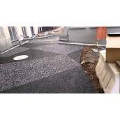 Пристрій доріжок з виммвного бетону