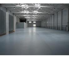 Устройство топингового бетонного пола с базальтовой фиброй 2,5 кг\м3 10 см