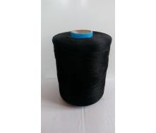 Нитки для коврового оверлока 4,5 кг черные