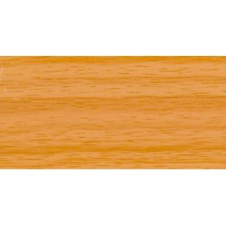 Плинтус-короб TIS без прорезиненных краев 56х18 мм 2,5 м вишня