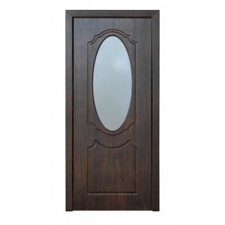 Межкомнатная дверь Зеркало НЕМАН ПО ПГ 2000x600 мм