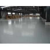 Влаштування топінгово-бетонної підлоги зі зміцненим верхнім шаром