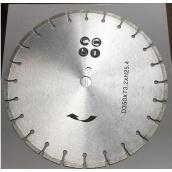 """Алмазный диск Conmec DB16-400 16"""" 400 мм"""