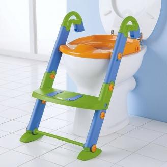 Дитяче сидіння для унітазу 3 в 1 PalPlay Toilet Trainer 35х35х40 см