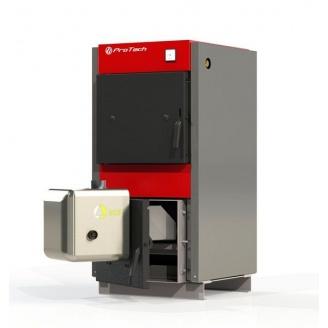 Универсальные твердотопливный котел длительного горения ProTehc серии ECO-Line + 30 кВт