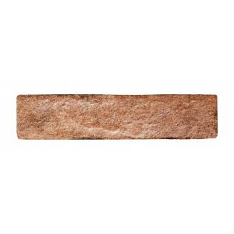 Клинкерная плитка Golden Tile BrickStyle Seven Tones 250х60х10 мм оранжевый