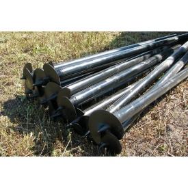 Гвинтова паля 114х4 мм 300 мм 4 м