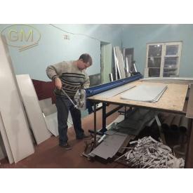 Виготовлення декоративних виробів для парканів з жерсті