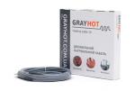 Нагревательный кабель для теплого пола GrayHot