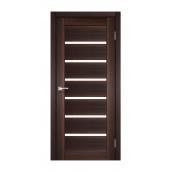 Дверне полотно Korfad Porto PR-01 40х700х2000 мм горіх