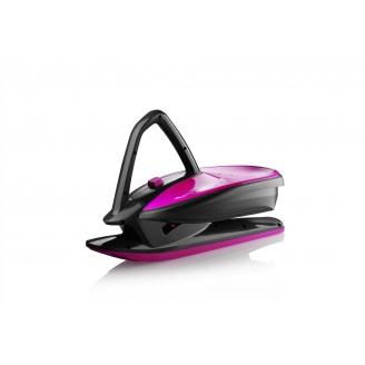 Санки Plastkon Skidrifter 75x46x31 см чорні з рожевим