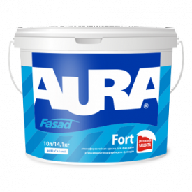 Краска Aura Fasad Fort матовая 1 л