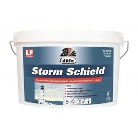 Краска Dufa Storm Schield D691 13,5 кг белый
