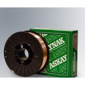 Проволока омедненная сварочная Askaynak AS SG 2 1,0 мм 5 кг
