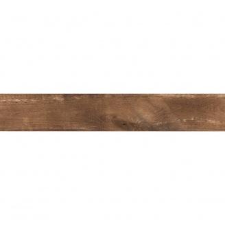 Керамогранит Zeus Ceramica CHALET BROWN ZZXCH6R 150x900x10,2 мм