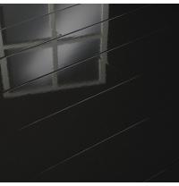 Ламинат HDM Superglanz Diele sensitive 1294x185x8,7 мм черный лак