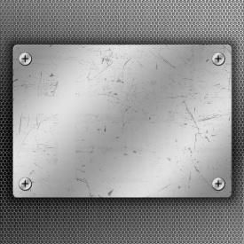 Закладная пластина 60x40 см 6 мм