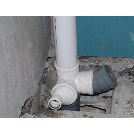 Заміна каналізаційного стояка
