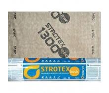 Кровельная супердиффузионная мембрана Strotex 1300 Basic 115 г/м2