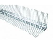 Угол перфорированный Максибуд с сеткой 2,5 м