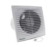 Вытяжной вентилятор Домовент 125 СВ 16 Вт