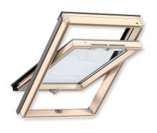 Мансардное окно VELUX OPTIMA Стандарт GZR 3050B МR08 деревянное 780х1400 мм
