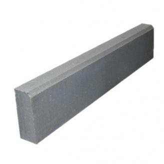 Поребрик 1000х200х60 мм серый